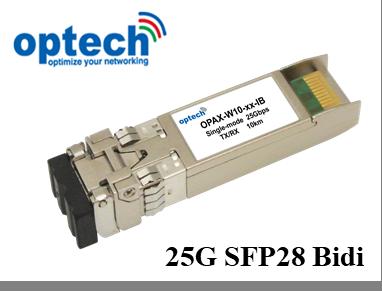25G SFP28 bidi