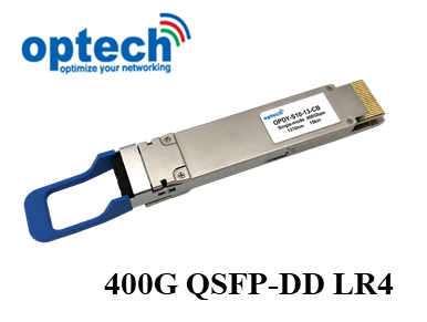 400G QSFP-DD LR4